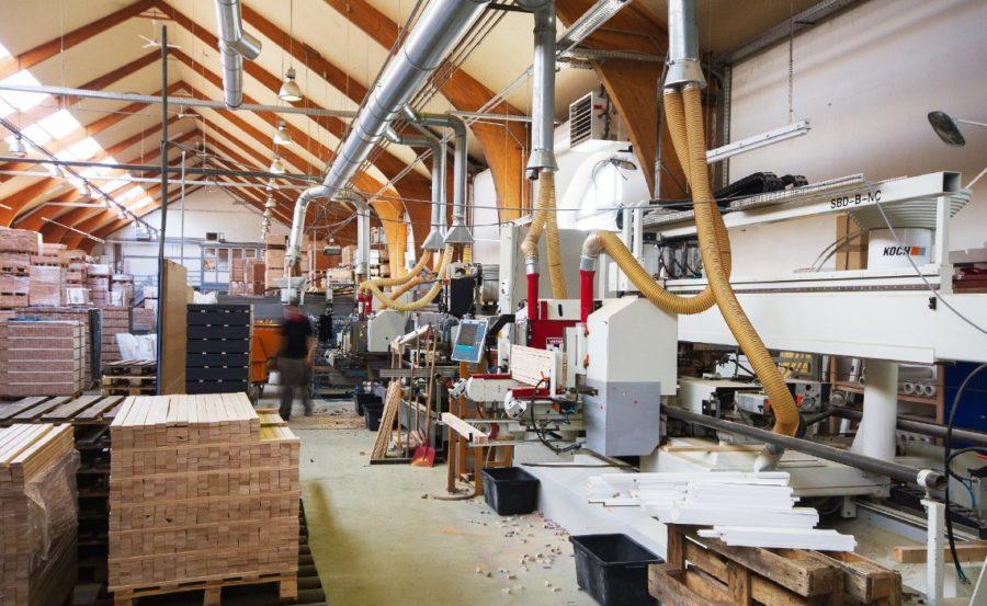 производство компании Первый мебельный