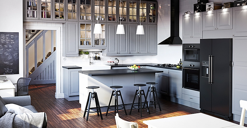 Мебель для кухни на заказ по лучшим ценам