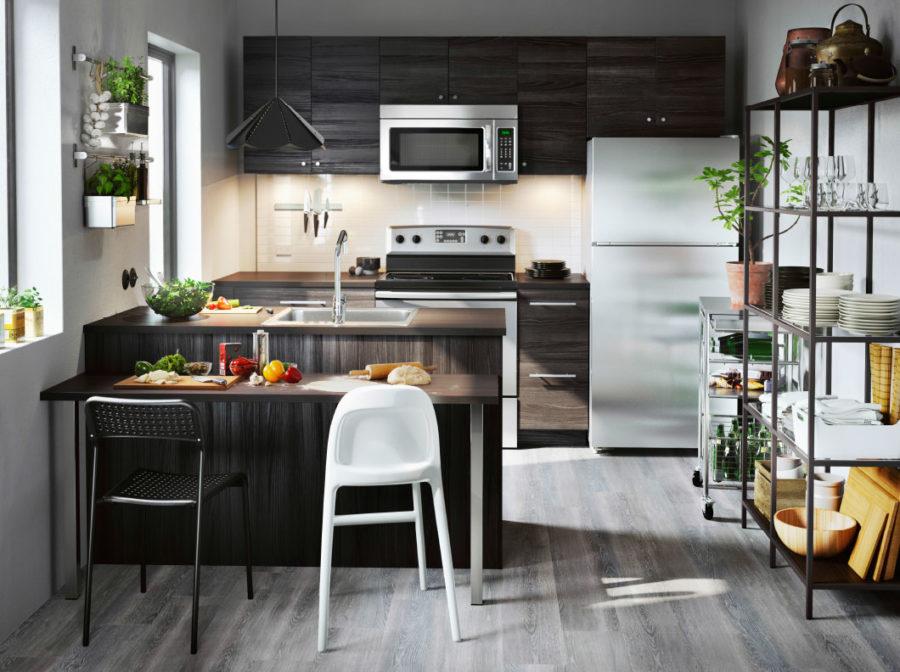Мебель для кухни на заказ - отличное качество, модный дизайн